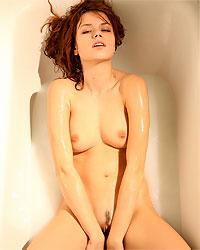 redhead erotic girl